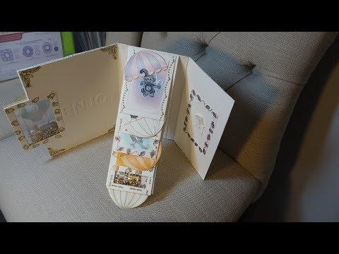 Floating Shaker Flip Christmas Card Winner: Pam Johnson