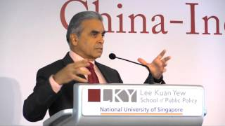 [Lecture] China-India Relations In A Changing World