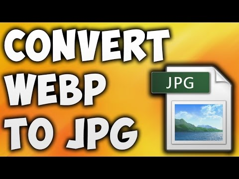 How To Convert WEBP TO JPG Online - Best WEBP TO JPG Converter [BEGINNER'S TUTORIAL]
