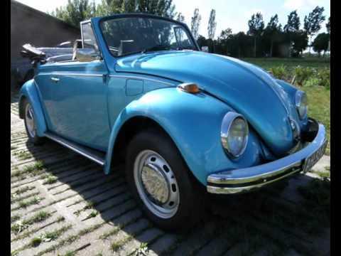 Volkswagen Beetle Convertible 1968 - www.ErClassics.com