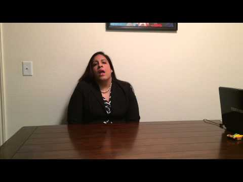 Interview Video for General Manager position (Speedy Meals)