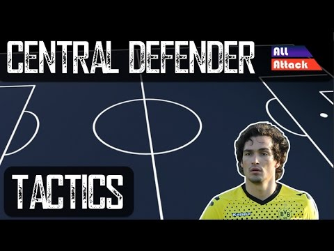 How to Play Center Back | AllTactics