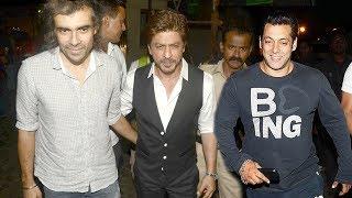Shahrukh Khan At Salman Khan