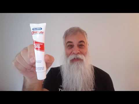 SAFELY WHITEN & REMOVE BEARD STAINS FROM A SILVER, WHITE, OR GRAY BEARD