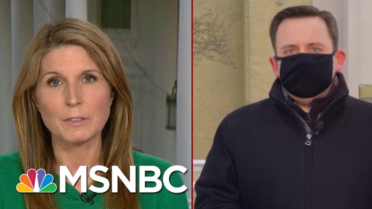 Memoli: The WH Sees This As A 'Critical Week To Reestablish Biden's Presidency' | Deadline | MSNBC