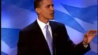 2004 Barack Obama Keynote Speech
