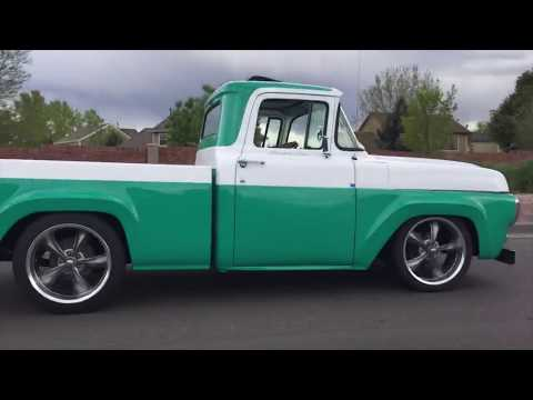 66 F100 Crown Vic Swap ✓ Ford is Your Car