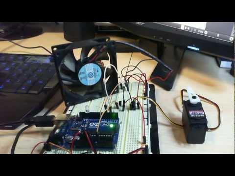 Arduino Tutorial (LM35 Temp Sensor)