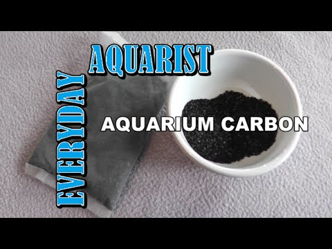 What is Aquarium activated carbon