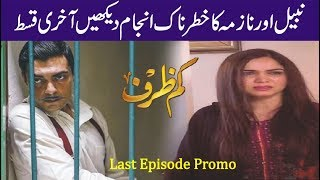 Kamzarf Last Episode New Promo || Nabeel Aur Nazma Ka Anjam End Mein Kiya Ho Ga ?? || Daily TV