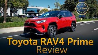 2021 RAV4 Prime | Review & Road Test