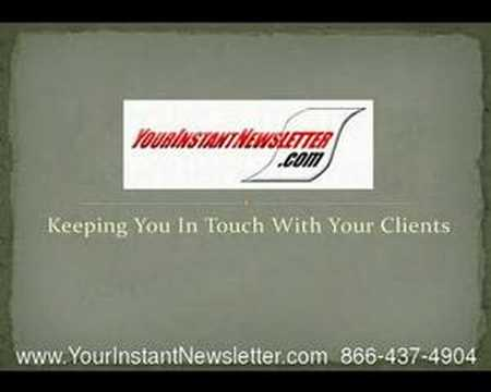 Newsletter Template Help You Create Monthly Newsletter
