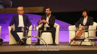 FinTech Festival Day 4 Highlights - Pranav Seth on the core of banking