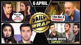 Alia Ranbir ROKA, Kalank Movie COPIED, Salman REFUSES To Work With Malaika | Top 10 News