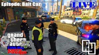 LIVE: GTA 5 LSPDFR Kuffs Community Patrol