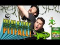 Nolan North and Troy Baker Swing Over Obstacles in Pitfall!