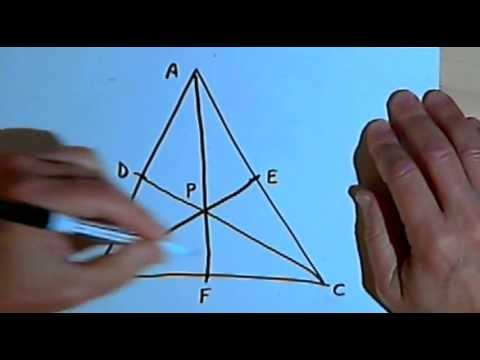 Medians and Centroid of a Triangle 128-2.33