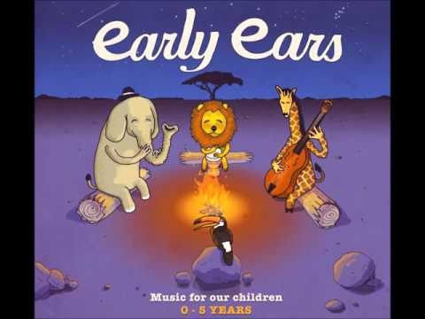 Go To Sleep Lullaby - Early Ears Music For Our Children