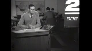 The first ever 10 minutes of BBC Two -  History of the BBC