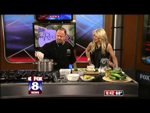 FOX 8 Recipe Box: Bread & Butter Pickles