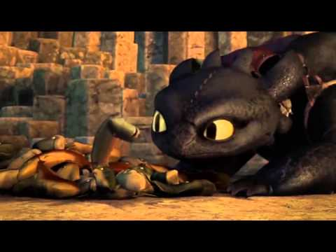 Fly With Me - A How to Train your Dragon Music Video (HTTYD)