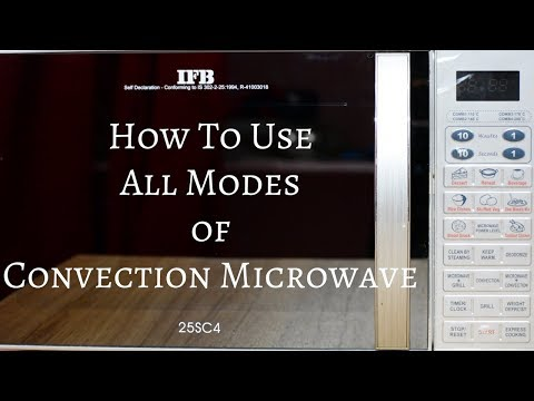 How to Use a Convection Microwave | All Modes of Microwave & Utensils Explained | Urban Rasoi