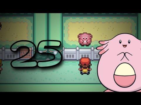 Pokemon FireRed - Episode 25 - Chansey Hunt