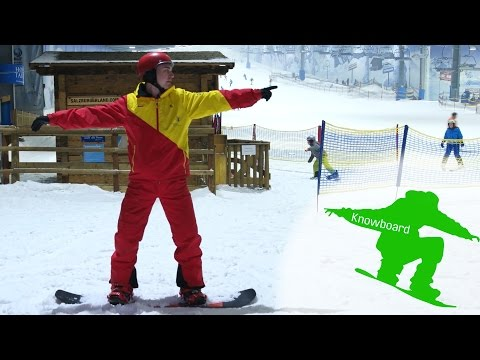 Basics   Snowboard Beginner Lesson #2