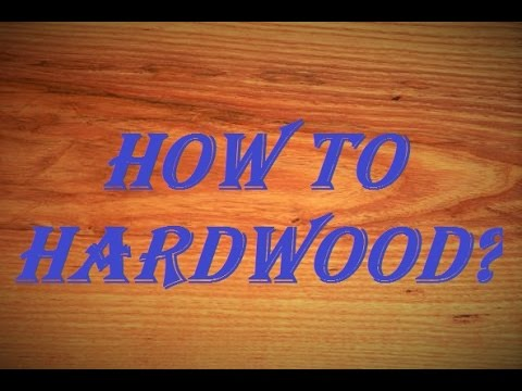 How To Install Engineered Click HARDWOOD DIY