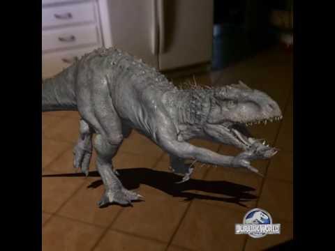 My Jurassic World movie