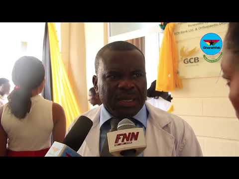The refurbishment will boast the revenue base of the hospital - Dr  Kwarteng