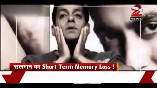 Is short term memory loss ailing Salman Khan?