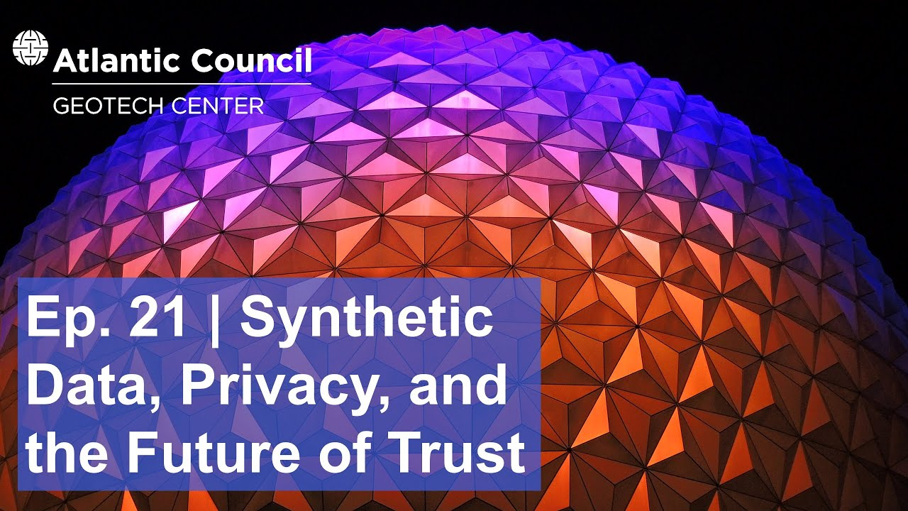 Synthetic data, privacy, and the future of trust