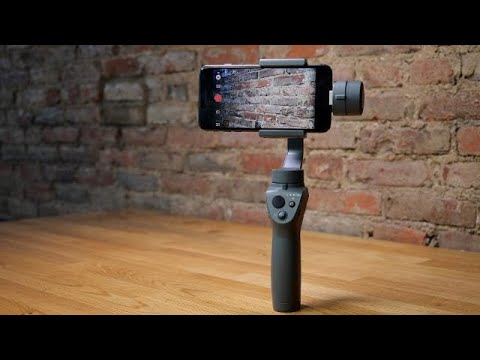 DJI Osmo Mobile 2 review: The $129 stabilizer that works with your phone