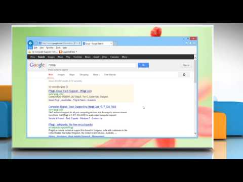 How to Change Webpage Text or Font Size in Internet Explorer® 10
