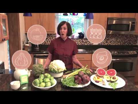 Rid Your Body Of Toxins: Sheah Rarback MS, RDN