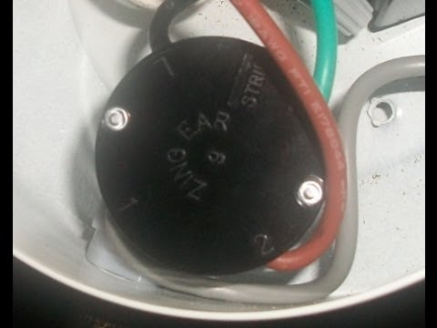 How to replace a three speed ceiling fan switch the easy way