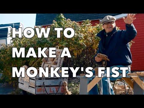 DIY MOM- Tutorial - HOW TO MAKE A MONKEY'S FIST
