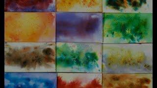 "Colourcraft Brusho - How To Enhance Their ""wow!"" Magic/colour Separation."