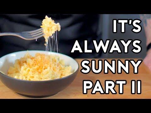 Xxx Mp4 Binging With Babish It 39 S Always Sunny Special Part II 3gp Sex