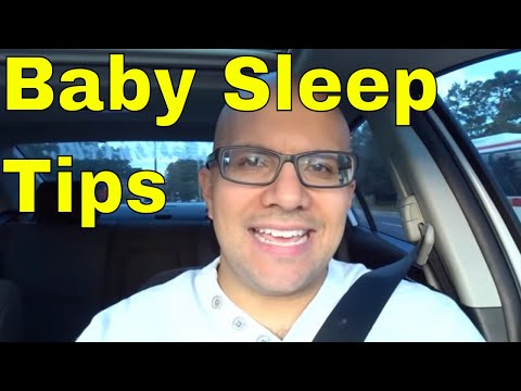 4 Tips For Getting Your Baby To Sleep Through The Night