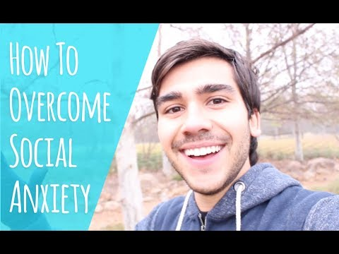 How to Overcome Social Anxiety: 3 Quick Tips