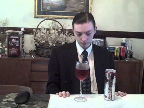 Energy Crisis--Energy Drink Review #128 Red Bull Cherry