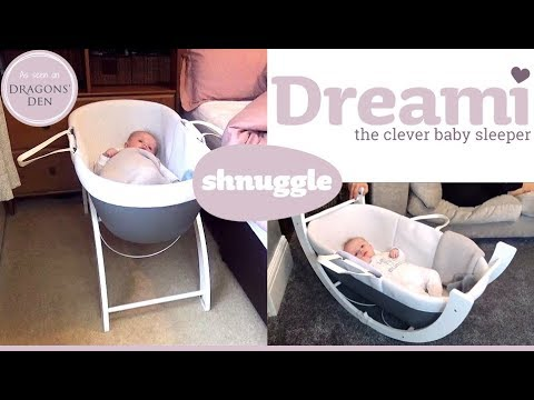 Shnuggle Dreami Sleeper Lifestyle - Direct2Mum