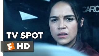 The Fate of the Furious TV SPOT - Dom & Letty (2017) - Michelle Rodriguez Movie