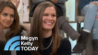 Sally Roberts: The Veteran Who's Teaching Other Women To 'Wrestle Like A Girl' | Megyn Kelly TODAY