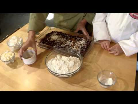 Blueberry Cobbler With Cake Mix & Cream Cheese : Easy Recipes for Kids