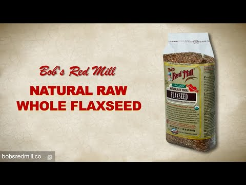 Whole Flaxseed | Bob's Red Mill
