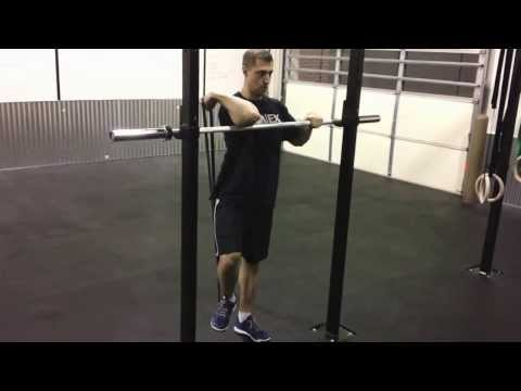 Best Mobility Exercises to Fix the Front Rack for Cleans, Front Squats and Overhead Pressing