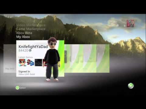 Xbox 360 Fall 2010 Dashboard - Dashboard and Family Settings